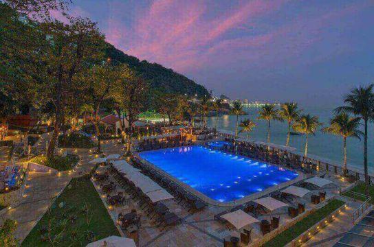 Os melhores Hotéis com piscinas no Rio de Janeiro.