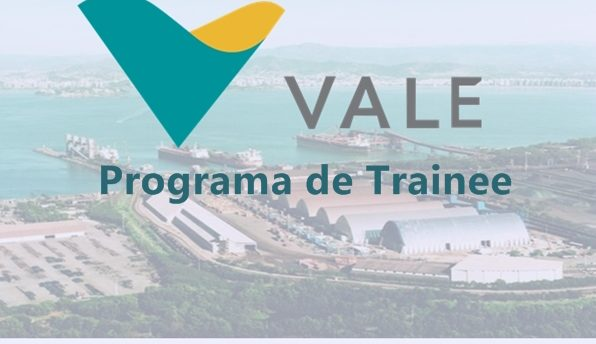 Trabalhe na Vale: 130 vagas foram abertas para trainee; veja requisitos